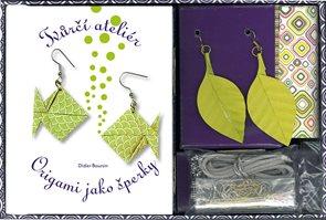 Origami jako šperky - Tvůrčí ateliér