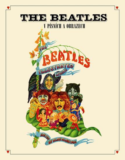 The Beatles v písních a obrazech - Aldridge Alan - 22x27