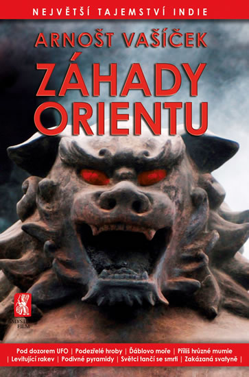 Záhady Orientu - Arnošt Vašíček - 14x21