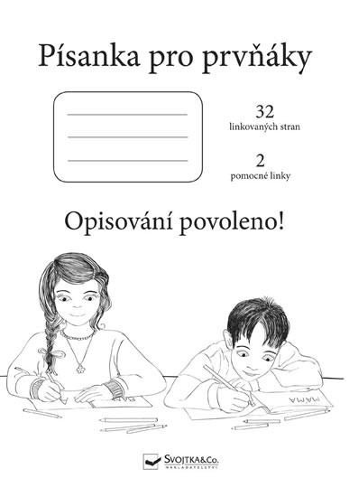 Písanka pro prvňáky - A5