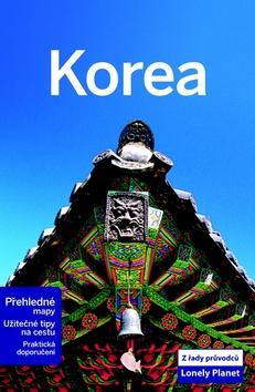 Korea - turistický průvodce Lonely Planet - 13x20
