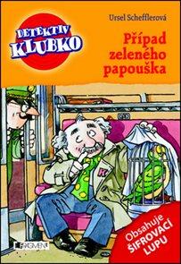 Případ zeleného papouška - detektiv Klubko
