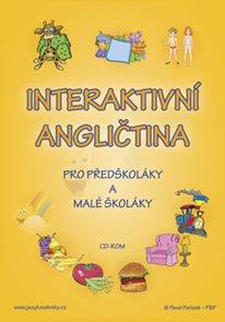 CD  Interaktivní angličtina pro předškoláky a malé školáky