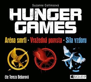 CD Hunger Games - komplet