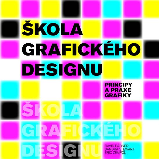 Škola grafického designu - David Dabner - 23x23