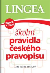 Školní pravidla českého pravopisu - 12x17 cm