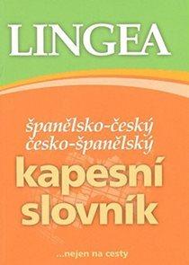 Kapesní slovník Španělsko-český