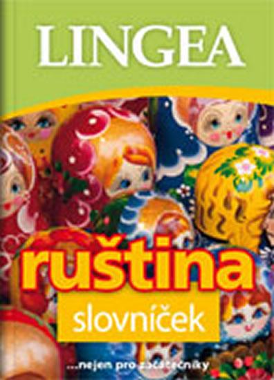 Ruština slovníček - 9x12