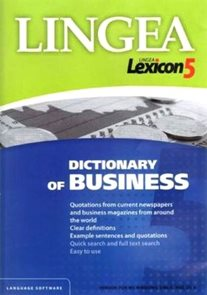 Lexicon 5 Dictionary of Business