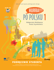 Hurra !!! Po polsku 1  - učebnice + audio CD /1 ks/