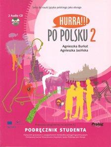 Hurra !!! Po polsku 2 - učebnice + audio CD /2 ks/