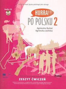 Hurra !!! Po polsku 2 - pracovní sešit + audio CD /1 ks/