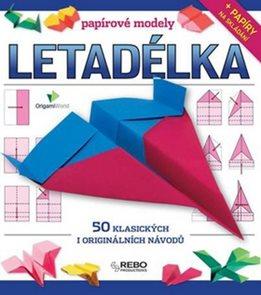 Letadélka (papírové modely)