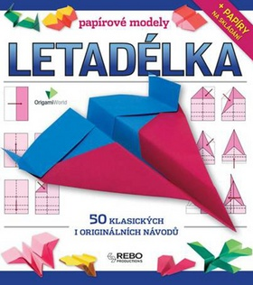Letadélka (papírové modely) - neuveden - 25x29