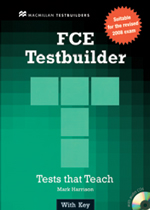 FCE Testbuilder with key + audio CDs /2 ks/