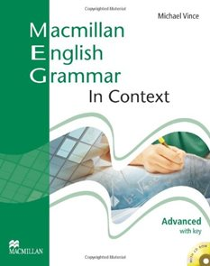 Macmillan English Grammar in Context Advanced with key + CD-ROM