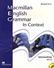 Macmillan English Grammar in Context Intemediate with key + CD-ROM