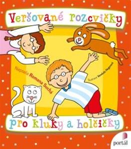 Veršované rozcvičky pro kluky a holčičky - Romana Suchá - 17x19