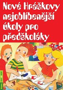 Nové Hráškovi nejoblíbenější úkoly pro předškoláky