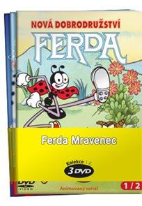 Ferda Mravenec kolekce 3 DVD