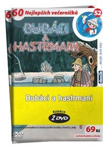 Bubáci a hastrmani kolekce 2 DVD