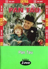 Pan Tau 1-3 kolekce 3 DVD