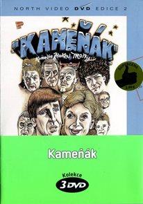 Kameňák 1-3 kolekce 3 DVD