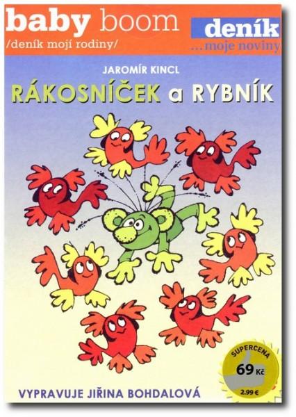 CD Rákosníček a rybník - Jaromír Kincl - 13x19
