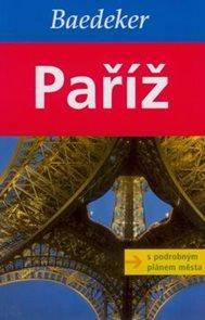 Paříž - průvodce Baedeker /Francie/