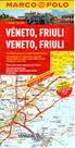 Itálie 4- Veneto, Friuli - mapa MP 1:200
