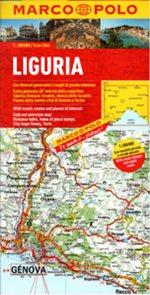 Itálie 5- Liguria - mapa Marco Polo - 1:200 000