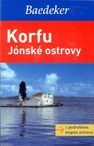 Korfu, Jónské ostrovy - průvodce Baedeker /Řecko/