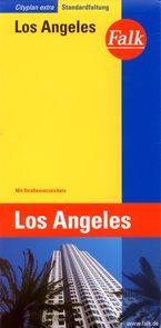 Los Angeles - plán Falk 1:15 000