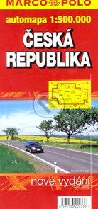 ČR automapa 1:500 tis.