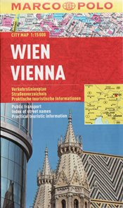 Vídeň - pl. MP 1:15 000