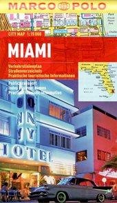 Miami - městský kapesní plán 1:15 tis.