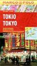 Tokio - městský kapesní plán 1: 15 tis.
