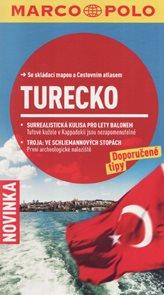 Turecko - průvodce se skládanou mapou