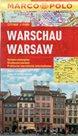 Varšava / Warsaw - kapesní městský plán