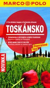 Toskánsko - turistický průvodce s mapou
