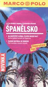 Španělsko - turistický průvodce se skládací mapou