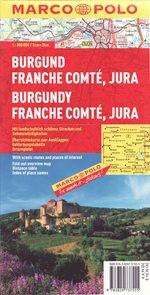 Burgund, Franche Comté, Jura 1: 300 000