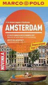 Amsterdam - cestovní průvodce s mapou