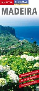 Madeira - mapa Kunth-flexi - 1:85 000
