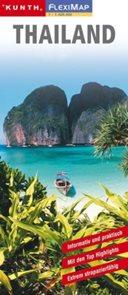 Thailand / Thajsko - mapa Kunth-flexi - 1:1 800 000