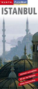 Istanbul - mapa Kunth-flexi - 1:12 500