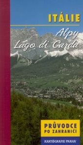 Itálie - Alpy, Lago di Garda - průvodce Kartografie