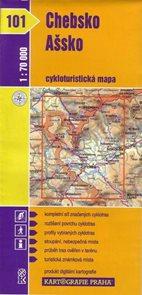 Chebsko, Ašsko - cyklo KP č.101 - 1:70t