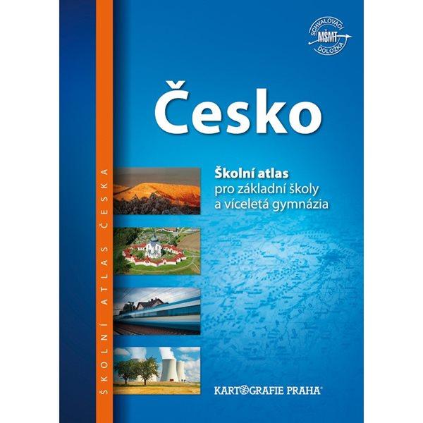 Česká republika-sešitový atlas pro ZŠ a VG 2.vyd.