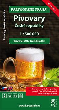 Pivovary České republiky 2014 - 10x6